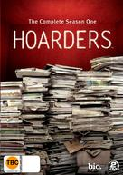 """Hoarders"" - New Zealand DVD cover (xs thumbnail)"