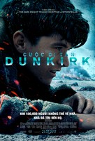 Dunkirk - Vietnamese Movie Poster (xs thumbnail)