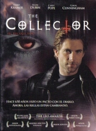 """The Collector"" - Mexican DVD movie cover (xs thumbnail)"