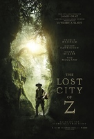 The Lost City of Z - Movie Poster (xs thumbnail)
