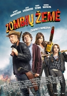 Zombieland - Lithuanian Movie Poster (xs thumbnail)