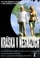 Kráska v nesnázích - Czech Movie Poster (xs thumbnail)