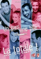"""Un gars, une fille"" - French DVD cover (xs thumbnail)"