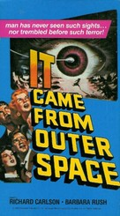 It Came from Outer Space - VHS movie cover (xs thumbnail)