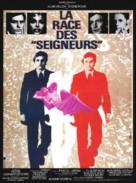 Race des 'seigneurs', La - French Movie Poster (xs thumbnail)