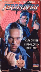 Firepower - British VHS cover (xs thumbnail)