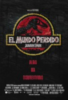 The Lost World: Jurassic Park - Spanish Movie Poster (xs thumbnail)