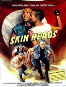 Skinheads - French Movie Poster (xs thumbnail)