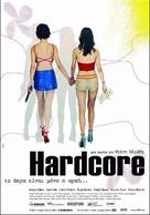 Hardcore - Greek poster (xs thumbnail)