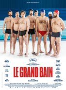 Le grand bain - French Movie Poster (xs thumbnail)