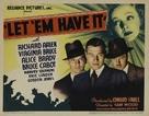 Let 'em Have It - Movie Poster (xs thumbnail)