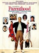 Parenthood - DVD cover (xs thumbnail)