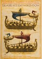 The Long Ships - Polish Movie Poster (xs thumbnail)