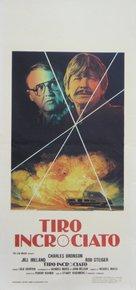 Love and Bullets - Italian Movie Poster (xs thumbnail)