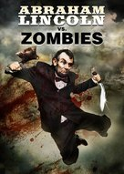 Abraham Lincoln vs. Zombies - Movie Cover (xs thumbnail)