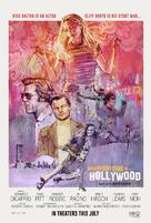 Once Upon a Time in Hollywood - Movie Poster (xs thumbnail)