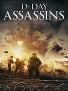 D-Day Assassins - Movie Cover (xs thumbnail)