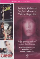 La femme publique - Italian DVD cover (xs thumbnail)