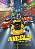 Wheely - Spanish Movie Poster (xs thumbnail)