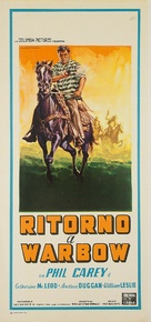 Return to Warbow - Italian Movie Poster (xs thumbnail)