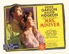 Mrs. Miniver - British Movie Poster (xs thumbnail)