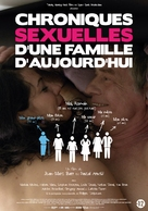 Chroniques sexuelles d'une famille d'aujourd'hui - French Movie Poster (xs thumbnail)