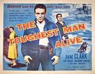 The Toughest Man Alive - Movie Poster (xs thumbnail)