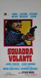 Squadra volante - Italian Movie Poster (xs thumbnail)