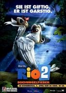 Rio 2 - German Movie Poster (xs thumbnail)