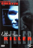 Letters from a Killer - German DVD cover (xs thumbnail)