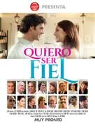 Quiero ser fiel - Cuban Movie Poster (xs thumbnail)