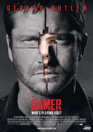 Gamer - Movie Poster (xs thumbnail)