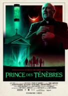 Prince of Darkness - French Re-release poster (xs thumbnail)