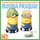 Despicable Me 2 - Italian Movie Poster (xs thumbnail)