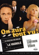 On aura tout vu - French Movie Cover (xs thumbnail)