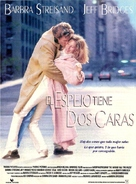 The Mirror Has Two Faces - Argentinian Movie Poster (xs thumbnail)