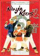 3 Ninjas - French Movie Poster (xs thumbnail)