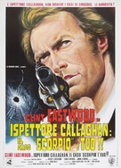Dirty Harry - Italian Movie Poster (xs thumbnail)