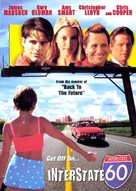 Interstate 60 - DVD movie cover (xs thumbnail)