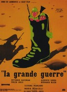Grande guerra, La - French Movie Poster (xs thumbnail)