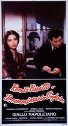 Giallo napoletano - Italian Movie Poster (xs thumbnail)