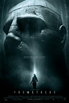 Prometheus - Turkish Movie Poster (xs thumbnail)