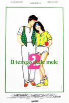 La boum 2 - Italian Movie Poster (xs thumbnail)
