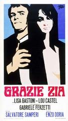 Grazie zia - Italian Movie Poster (xs thumbnail)