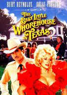 The Best Little Whorehouse in Texas - DVD cover (xs thumbnail)