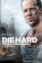 Die Hard: With a Vengeance - DVD cover (xs thumbnail)