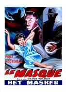 The Bat - Belgian Movie Poster (xs thumbnail)