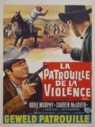 Bullet for a Badman - Belgian Movie Poster (xs thumbnail)