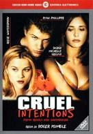 Cruel Intentions - Italian Movie Cover (xs thumbnail)