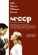Scoop - Spanish Movie Poster (xs thumbnail)